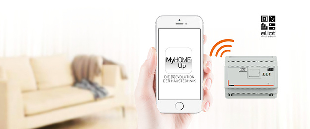 MyHOME / MyHOME_Up bei Pfeiffer GmbH in Berg
